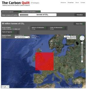Carbon Quilt